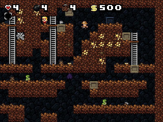 Spelunky Screenshot